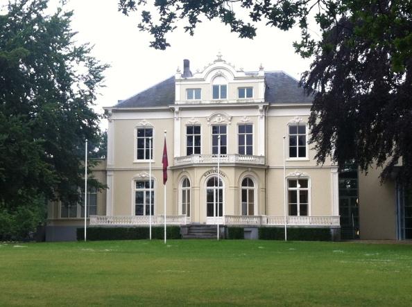 Airborne HQ Hartenstein