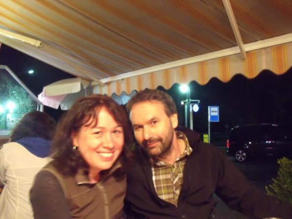 Eva and Bernhard