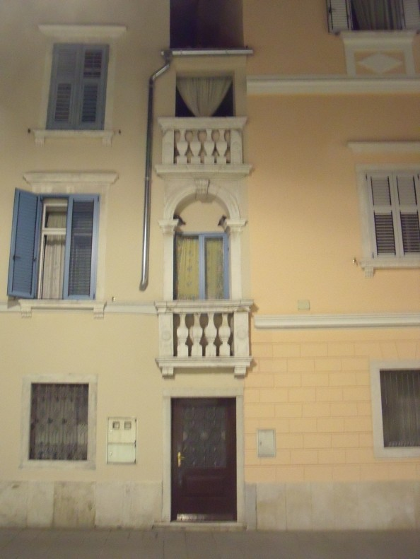 Smallest house in Koper