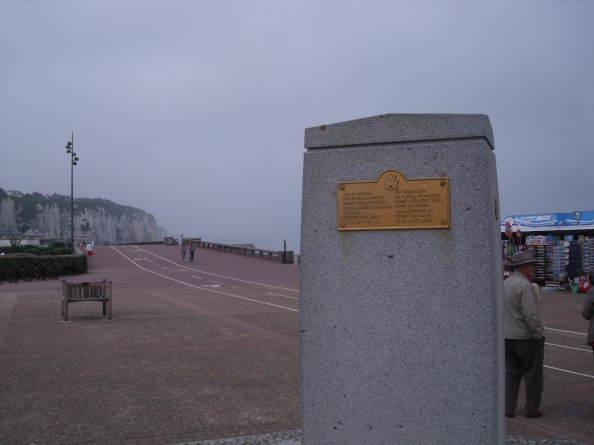 This is on the seafront