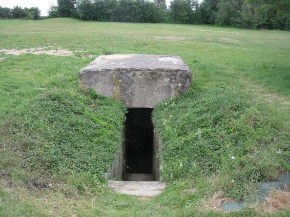 The Entrance to the Well