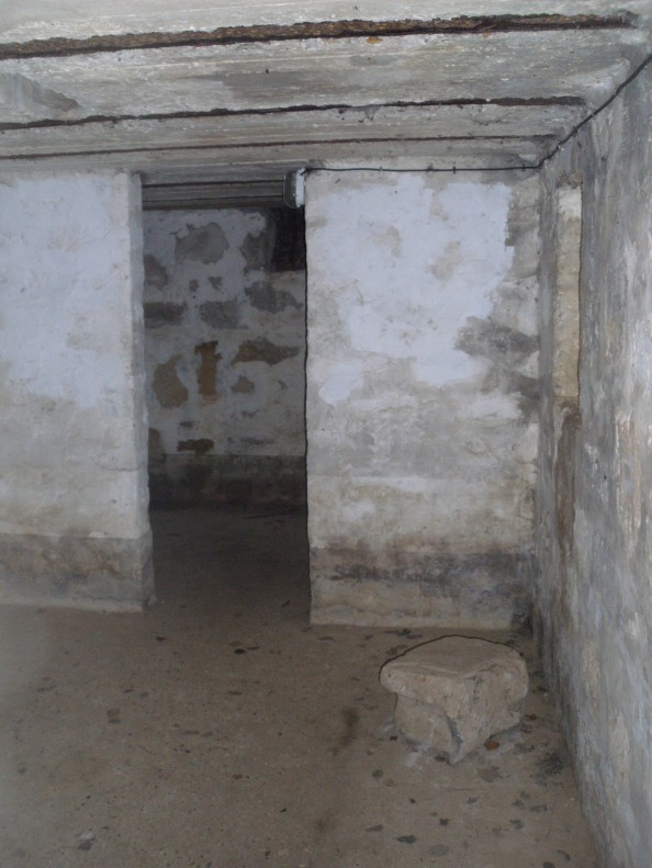 Inside the Northern Guard Post