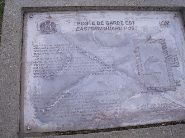 The Eastern Guard Post