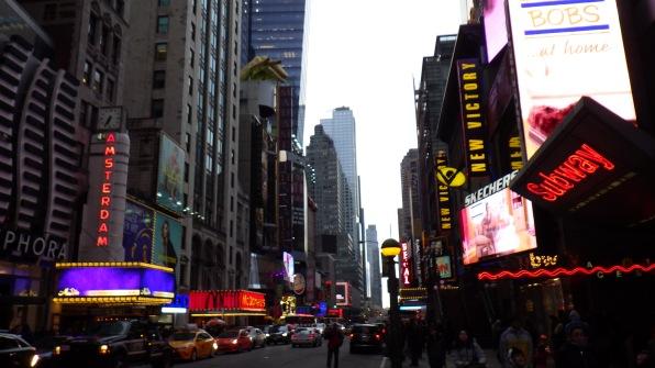 42nd street I think